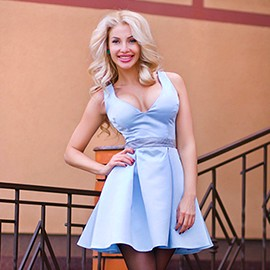 Single bride Olga, 34 yrs.old from Moscow, Russia