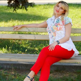 Gorgeous girlfriend Nataliya, 35 yrs.old from Zaporozhye, Ukraine