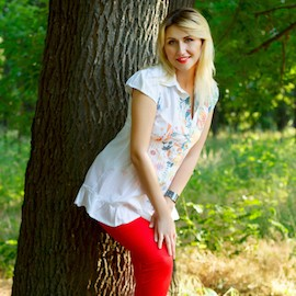 Pretty miss Nataliya, 35 yrs.old from Zaporozhye, Ukraine