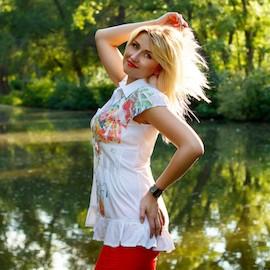 Beautiful girlfriend Nataliya, 35 yrs.old from Zaporozhye, Ukraine