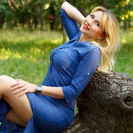 Gorgeous miss Nataliya, 35 yrs.old from Zaporozhye, Ukraine