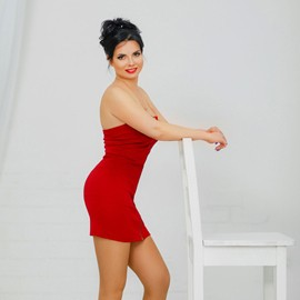 Pretty miss Alena, 41 yrs.old from Nikolaev, Ukraine