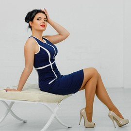 Charming miss Alena, 41 yrs.old from Nikolaev, Ukraine