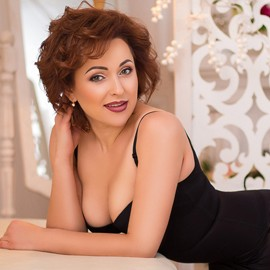 Beautiful wife Eugenia, 34 yrs.old from Boryspil, Ukraine