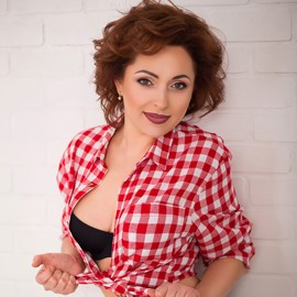 Pretty girlfriend Eugenia, 35 yrs.old from Boryspil, Ukraine