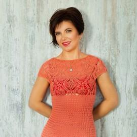 Gorgeous lady Oksana, 50 yrs.old from Nikolaev, Ukraine