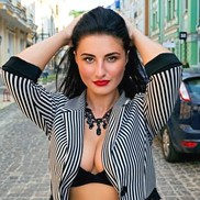 Amazing mail order bride Hristyna, 27 yrs.old from Lviv, Ukraine