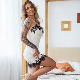 Hot lady Anna, 24 yrs.old from Zolochiv, Ukraine