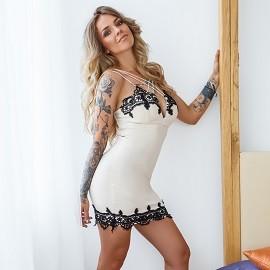 Nice miss Anna, 24 yrs.old from Zolochiv, Ukraine