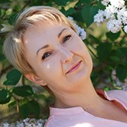 Charming mail order bride Nataliya, 48 yrs.old from Kiev, Ukraine