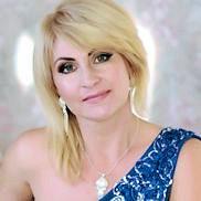 Pretty woman Vita, 48 yrs.old from Dnipro, Ukraine