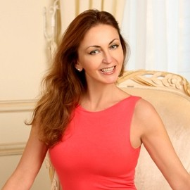 Pretty wife Irina, 49 yrs.old from Kiev, Ukraine