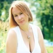 Charming miss Oksana, 48 yrs.old from Kiev, Ukraine