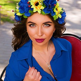 Beautiful lady Elena, 24 yrs.old from Kiev, Ukraine