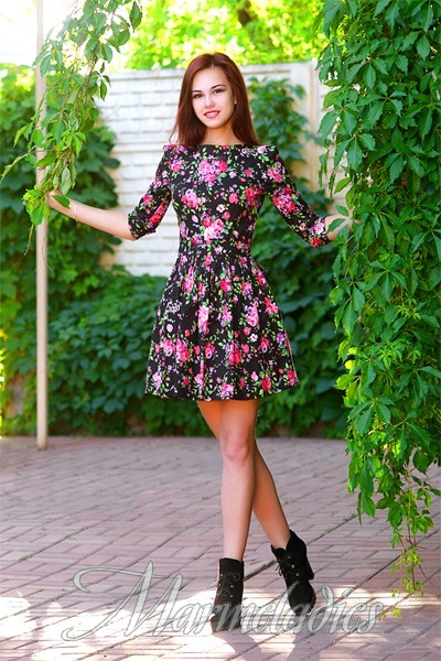 Charming miss Alexandra, 24 yrs.old from Sumy, Ukraine