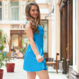 Gorgeous miss Alina, 29 yrs.old from Odessa, Ukraine