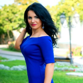 Nice woman Anna, 45 yrs.old from Odessa, Ukraine