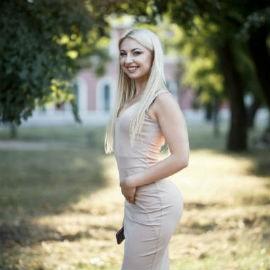 Charming bride Svetlana, 28 yrs.old from Kirovograd, Ukraine