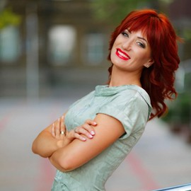 Beautiful bride Elena, 42 yrs.old from Nikolaev, Ukraine