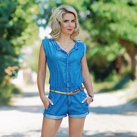 Pretty bride Elena, 37 yrs.old from Kharkiv, Ukraine