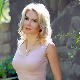 Single bride Elena, 37 yrs.old from Kharkiv, Ukraine