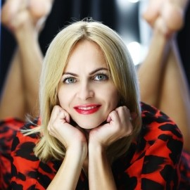 Nice lady Alla, 46 yrs.old from Khmelnytskyi, Ukraine