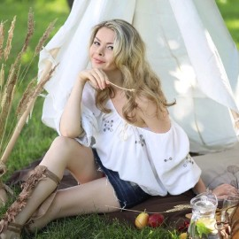 Pretty pen pal Olga, 42 yrs.old from Moscow, Russia