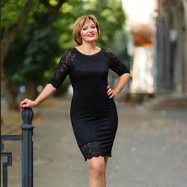 Amazing mail order bride Larisa, 55 yrs.old from Nikolaev, Ukraine