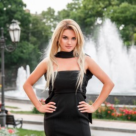 Amazing girlfriend Victoria, 25 yrs.old from Odessa, Ukraine