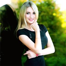 Single lady Yana, 24 yrs.old from Sumy, Ukraine