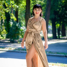 Gorgeous bride Svetlana, 39 yrs.old from Nikolaev, Ukraine