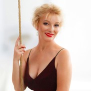 Pretty woman Karolina, 55 yrs.old from Nikolaev, Ukraine