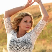 Pretty mail order bride Yuliya, 40 yrs.old from Berdyansk, Ukraine