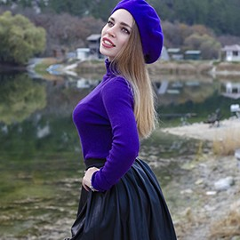 Single miss Kseniya, 23 yrs.old from Sevastopol, Russia