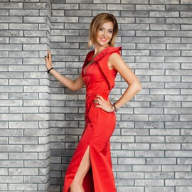Charming wife Elena, 42 yrs.old from Odessa, Ukraine