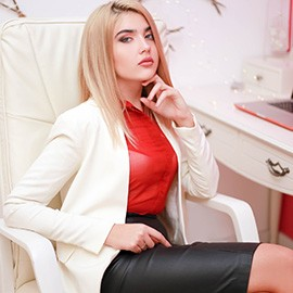 Gorgeous mail order bride Anastasiya, 23 yrs.old from Berdyansk, Ukraine