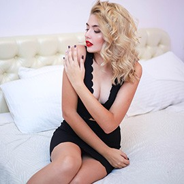 Sexy mail order bride Anastasiya, 23 yrs.old from Berdyansk, Ukraine