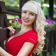 Gorgeous bride Galina, 33 yrs.old from Kiev, Ukraine