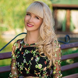 Charming bride Galina, 33 yrs.old from Kiev, Ukraine