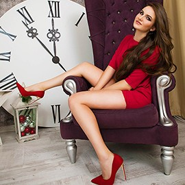 Gorgeous mail order bride Daria, 19 yrs.old from Odessa, Ukraine