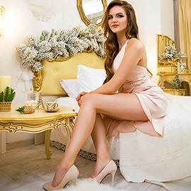 Gorgeous bride Daria, 19 yrs.old from Odessa, Ukraine