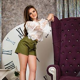 Amazing mail order bride Daria, 19 yrs.old from Odessa, Ukraine