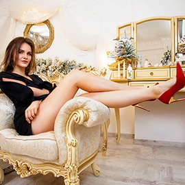Pretty mail order bride Daria, 20 yrs.old from Odessa, Ukraine