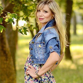 Single bride Anna, 47 yrs.old from Mariupol, Ukraine