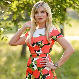 Charming bride Anna, 47 yrs.old from Mariupol, Ukraine