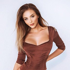 Gorgeous woman Anastasia, 21 yrs.old from Yekaterinburg, Russia
