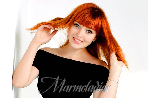 Gorgeous bride Yelena, 20 yrs.old from Sumy, Ukraine
