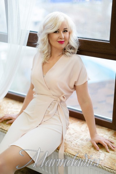 Charming miss Anfisa, 47 yrs.old from Nikolaev, Ukraine