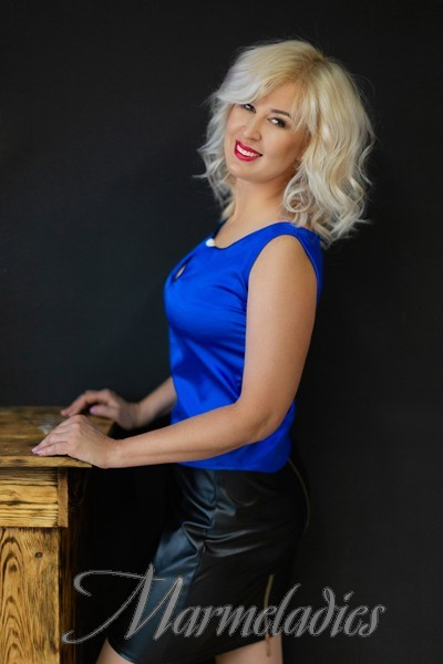 Gorgeous girlfriend Anfisa, 47 yrs.old from Nikolaev, Ukraine