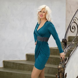 Beautiful girlfriend Anfisa, 47 yrs.old from Nikolaev, Ukraine